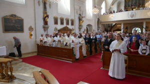 Priesterweihe P. Dominikus CP